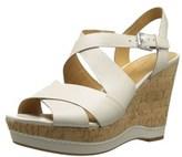 Franco Sarto Women's L-shiver Platform Sandal.