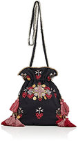 Ulla Johnson Women's Milly Drawstring Bucket Bag