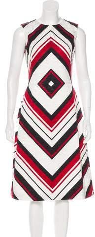Dolce & Gabbana 2016 Jacquard Dress w/ Tags