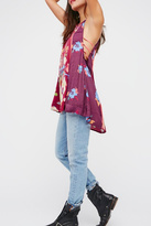 Free People Boho Print Tunic Top