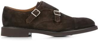 Doucal's double-strap monk shoes