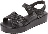 Melissa Hotness + Salinas Sandals