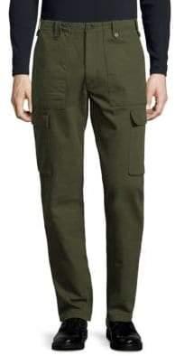 Maison Margiela Slim-Fit Cotton Cargo Pants