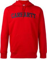 Carhartt logo print hoodie - men - Cotton - M