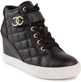Juicy Couture Journey Women's Platform Wedge Sneakers