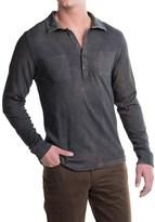 Jeremiah Colin Polo Shirt - Long Sleeve (For Men)