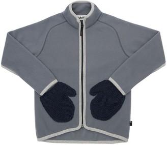 Molo Zip-Up Track Jacket