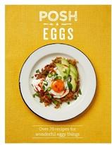 Chronicle Books Posh Eggs Cook Book