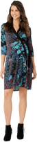 A Pea in the Pod Bcbg Max Azria Floral Maternity Wrap Dress