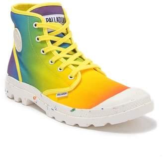 Palladium Pampa Pride Rainbow High-Top Sneaker