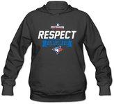 Gglgk Women's Toronto Blue Jays 2016 Division Series Clincher Respect Locker Room Hoodie