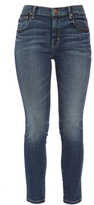 The Great The Almost Skinny mid-rise jeans