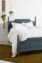 Anthropologie Washed Wood Bed