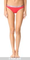 Calvin Klein Underwear Radian Cotton Thong