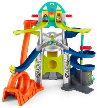 Fisher-Price Little People Launch and Loop Raceway