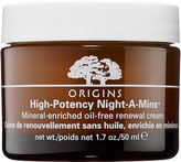 Origins High-Potency Night-A-MinsTM Mineral-Enriched Oil-Free Renewal Cream