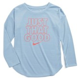 Nike Toddler Girl's I Have Arrived Tee