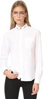 Chinti and Parker Chinti Boyfriend Shirt