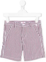 Il Gufo striped shorts - kids - Cotton/Elastodiene - 8 yrs