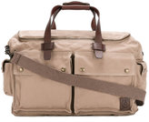 Belstaff multiple pockets holdall - men - Cotton/Leather - One Size