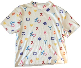 Lazy Oaf Multicolour Top for Women