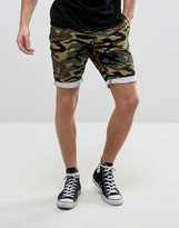 Religion Chino Short In Camo