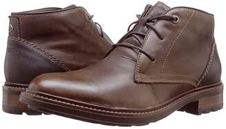 Josef Seibel Oscar 11 (Moro Oregon/Kombi) Men's Lace-up Boots