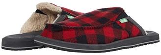 Sanuk You Got My Back III Chill (Red Buffalo) Men's Shoes