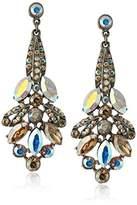 Ben-Amun Jewelry Amore Venice Drop Earrings