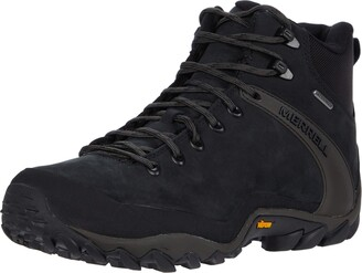 Merrell mens Cham 8 Ltr Mid Wp Hiking Boot