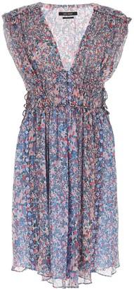 Isabel Marant Printed Crepe Dress