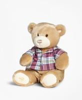 Brooks Brothers Brooksie Gund Make-A-Wish Bear