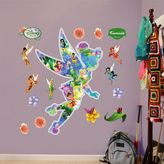 Fathead Disney Fairies Silhouette Wall Decals by
