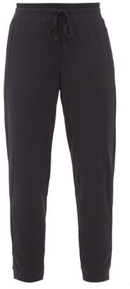 Skin Noa Jersey-blend Pyjama Trousers - Black
