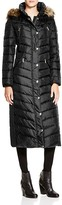 MICHAEL Michael Kors Faux Fur-Trimmed Hood Puffer Jacket
