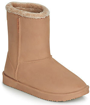 BeOnly Be Only COSY women's Snow boots in Beige