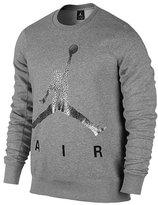 Jordan Nike Air Jumpman Logo Black 616360 063 Fleece (2XL)