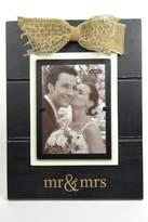 Mud Pie Mr. & Mrs. Frame