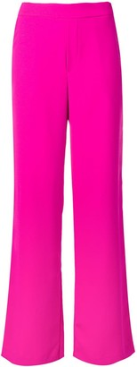 P.A.R.O.S.H. wide-leg cropped trousers