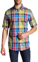 Rodd & Gunn Wicklow Plaid Short Sleeve Original Fit Shirt