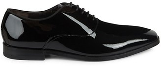 HUGO BOSS Highline Patent Leather Oxfords
