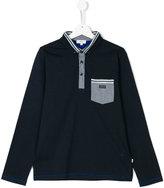 HUGO BOSS teen classic polo shirt