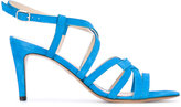 Tila March Scala strappy sandals - women - Leather/Goat Suede - 36