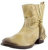 Andre Assous Jasper Women Round Toe Leather Western Boot.