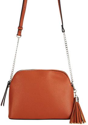 Tony Bianco 07038 Casey Zip Top Crossbody Bag