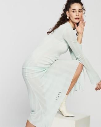 Ellery Truth Fine Knit Dress