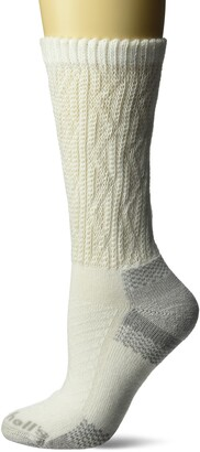 Dr. Scholl's Women's Advanced Relief Diabetic & Ciculatory Crew Socks (2 Pack)