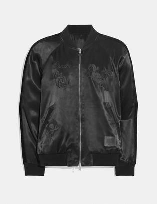 Coach Disney X Reversible Souvenir Jacket
