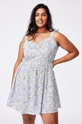 Cotton On Curve Marni Mini Dress