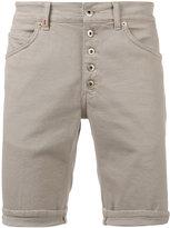 Dondup buttoned shorts - men - Cotton/Spandex/Elastane - 33